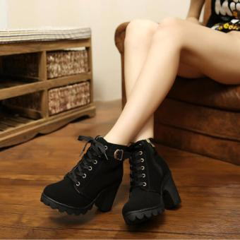 Giày Boots Cá Tính