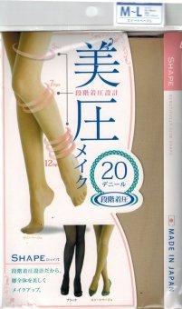 Quần vớ định hình chân CB Japan Nhật Bản (Da tự nhiên)
