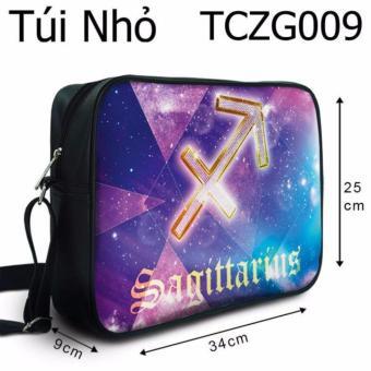 Túi chéo Hoàng đạo Cung nhân mã Galaxy - VTCZG009