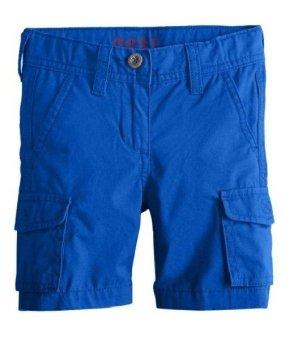 Quần short lửng có nịt dành cho bé trai 8-16 tuổi Izod Boys Belted Cargo Short, Snorkel, 14R (Mỹ)