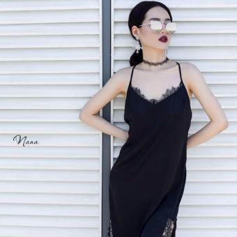 Đầm dự tiệc Xavia Clothes Nana (Đen)