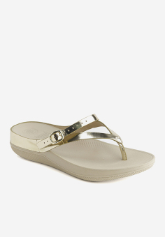 Dép kẹp Fitflop Flip Leather Sandals