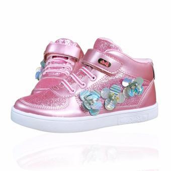 Giày thể thao bé gái Barbie A31691 từ 4-10 tuổi (Hồng)
