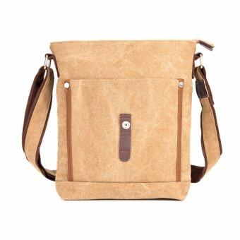 Túi xách Nam đeo chéo BLD191 (Khaki)