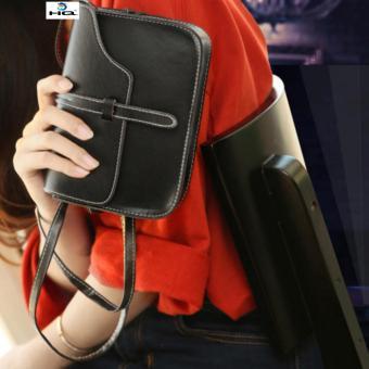 Túi Xách Nữ Thời Trang Đa Phong Cách HQ 9TU56-2 (đen)