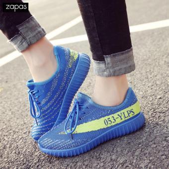 Giày Sneaker Thời Trang Nữ Erosska - GN013 ( Xanh Dương )