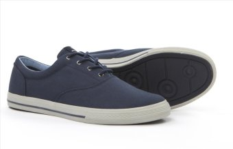 Giày nam thời trang ANANAS 20110 (Xanh đen)