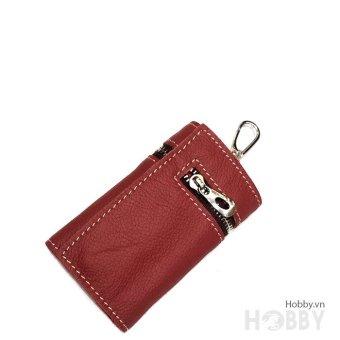Bóp Đựng Chìa Khóa K21-D (Đỏ)