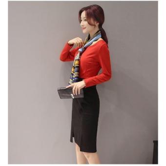 Đầm Slim Sodoha Sdh11099r