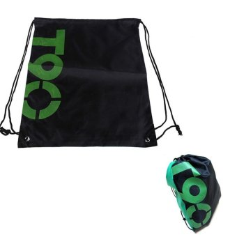 Casual Beach Swimming Backpack Storage Bag Super Light Polyester New - intl