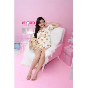 Pyjama Lụa Cao cấp CLOUD_HN26