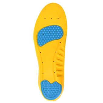 Memory Foam Orthotics Arch Pain Relief Support Shoes Insoles Insert Pads L - intl