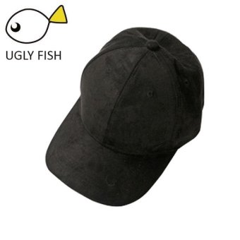 Fashion Design Snapback cap women baseball cap hip hop snapback caps hats Casual hats for women 7 colors (Black) - intl