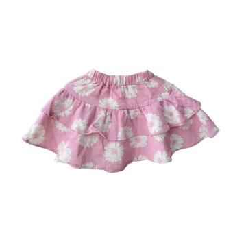 Chân váy bé gái 17162 ( hồng )
