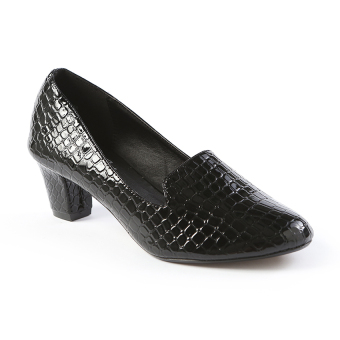 Giày cao gót bít mũi Tai Loi TL-355 (Đen)