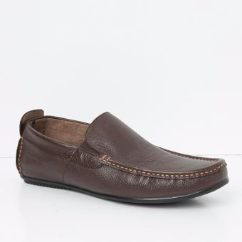 Giày Mọi Sledgers Hamilton (Sm61Sl20L) Brown 40 (Nâu Đỏ)