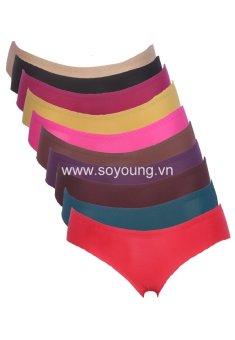 Bộ 10 Quần Lót nữ Từ 52kg Trở Xuống SoYoung 10DL NU 004C