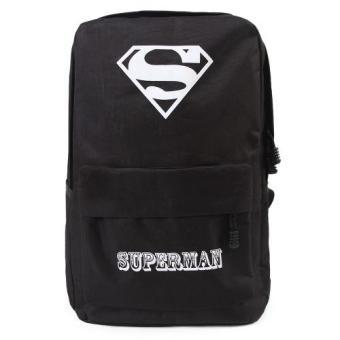 Balo thời trang hình dạ quang BLTT30 (Superman)