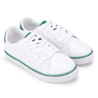 Giày thể thao nữ AZ79 WNTT0135002A1 (Trắng phối xanh)