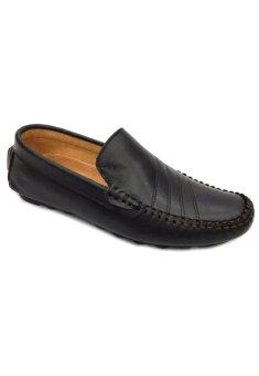 Giày lười da thật nam Everest D164