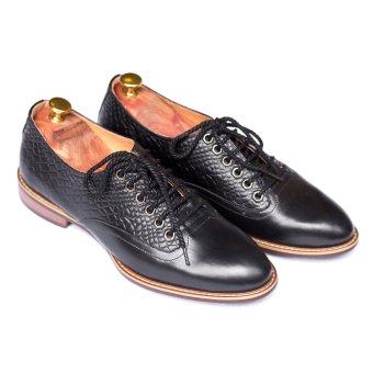Giày Da Bò Nam Công Sở Cao Cấp LG003 Leoluxury