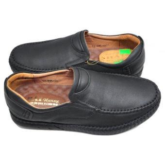 Giày mọi da bò Hải Nancy QA9601D