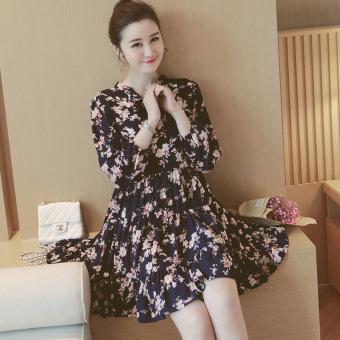 Đầm bầu thời trang công sở Dài Tay VB667 -MDL