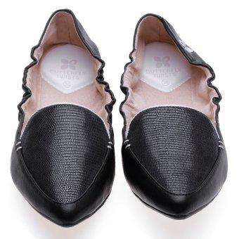 Giày Búp Bê Butterfly Twists Lucy (Bt02001-001) - Đen