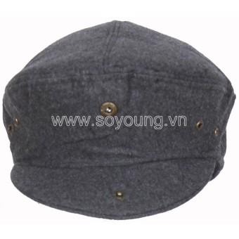 Mũ Beret Thời Trang Phong Cách Châu Âu BERET 001 CHA