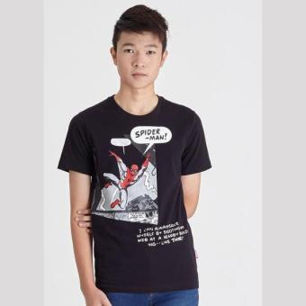 Áo Thun Nam Marvel Mcts-M013