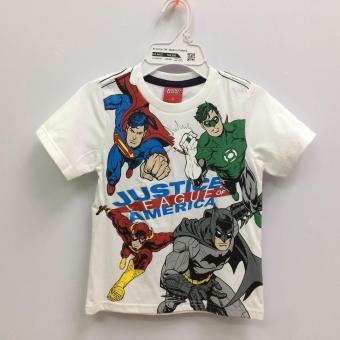 Áo Bé Trai D.C Justice League Jlts-0004