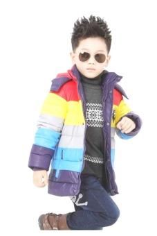 Áo khoác phao cho bé Family Shop TED01 (Nhiều màu)