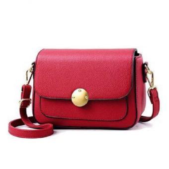 Túi đeo chéo nữ 6689 (Đỏ)