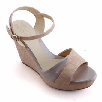 Giày Sandal Đế Bằng Nữ Lucky Việt