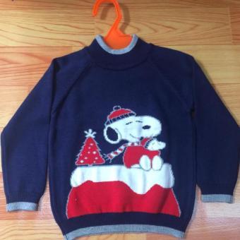 áo len carter's bé trai