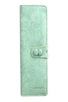 HKS Small Fresh Wallet Green - intl