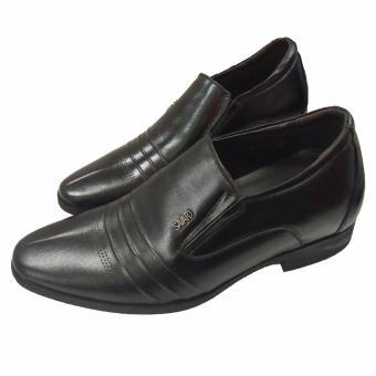 Giày tăng chiều cao nam da thật kiểu dáng trẻ trung Giày tăng chiều cao da thật kiểu dáng trẻ trung AD3515D