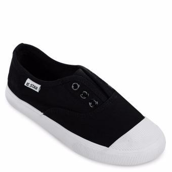 Giày Lười Thể Thao Nữ Az79 Wntt0110013a2 (Đen).
