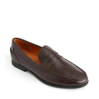 Giày nam Sata&Jor HP14 - Nâu