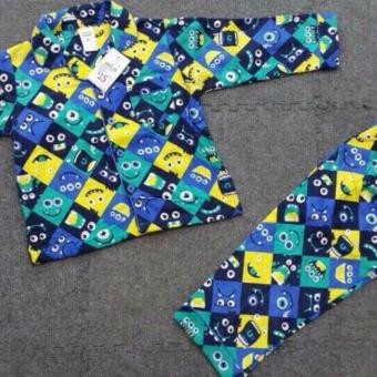 Sales Bộ pijama xuất úc 4-7y