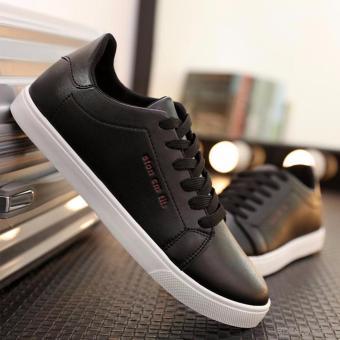 Giày casual nam ROZALO RMG5638B-Đen