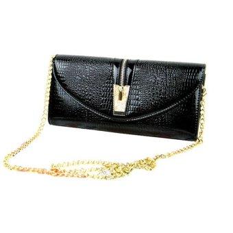 Bóp ,ví cầm tay Thời trang sang trọng FX103160 (Đen)