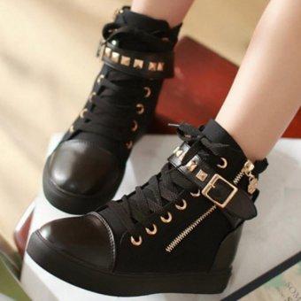 Giày boot thể thao cao cấp-B002D