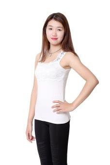 Áo 2 dây ren ngực nữ SoYoung WM TOP 016 W
