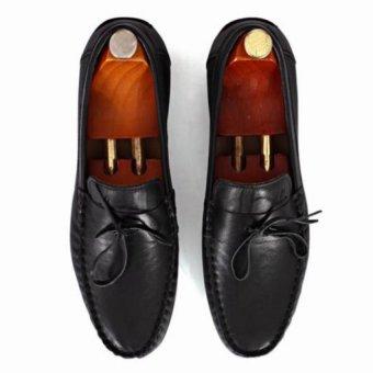 Giày mọi Alessandro Luigi LG92-62 (Đen)