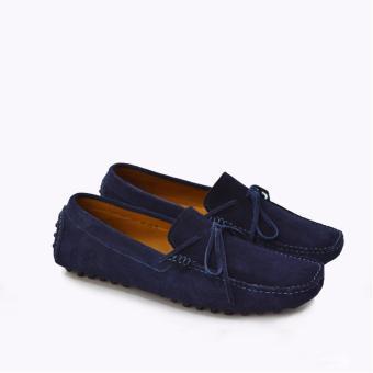 Giầy mọi nam JOURNEY (Size 40 - màu xanh navy)