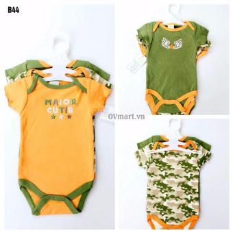 Quần áo bé Trai - Set body 3 Mẫu - B44
