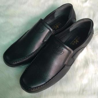 Giày công sở nam, giày lười nam, giày da bò nam, giày da nam thật - Giày Lười