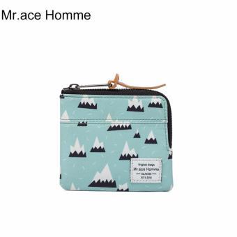 Ví Mini Mr.ace Homme M16005Q01 / Xanh da trời