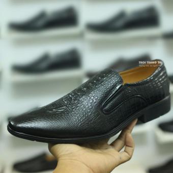 Giày lười vân cá sâu GL69